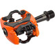 iSSi Flash III Pedaler orange/sort